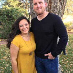 Evan and Stephanie Dillon