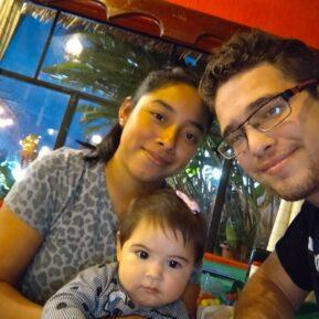 Jacob and Deniz Carter